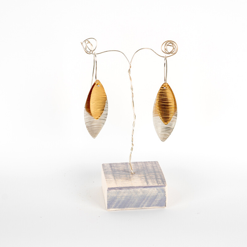 Liquid Sun Earrings