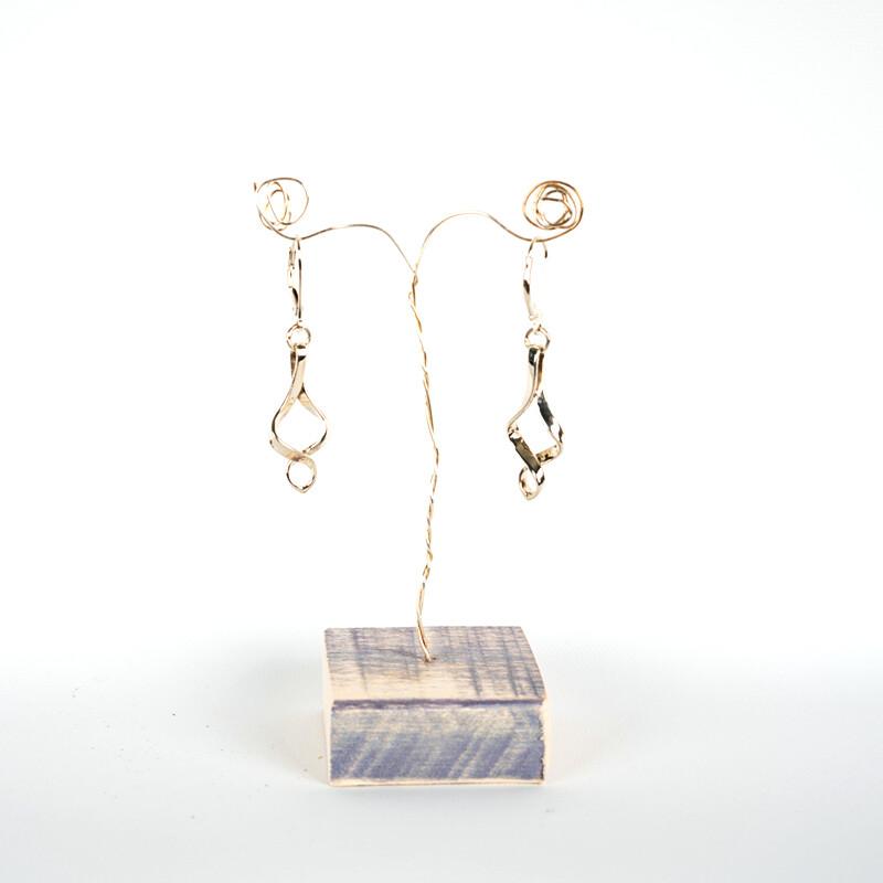 Eternal Wave Earrings