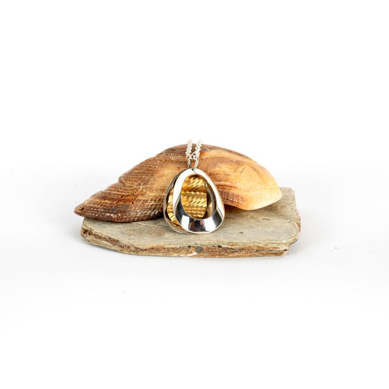 Pebble Pendant