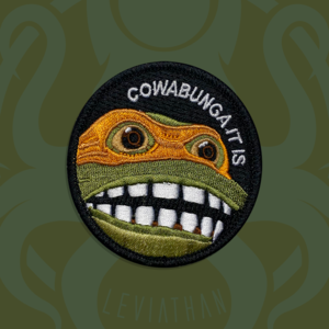 """Cowabunga It Is"" Patch"