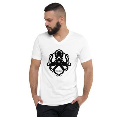 Leviathan Classic Sleeve V-Neck T-Shirt