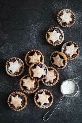 Doggart & Squash Mince Pies