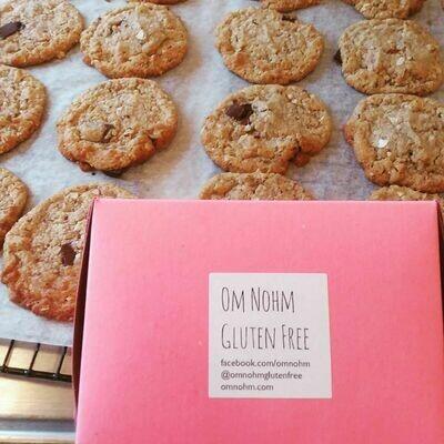 Cookies! Gluten Free-Half dozen boxed