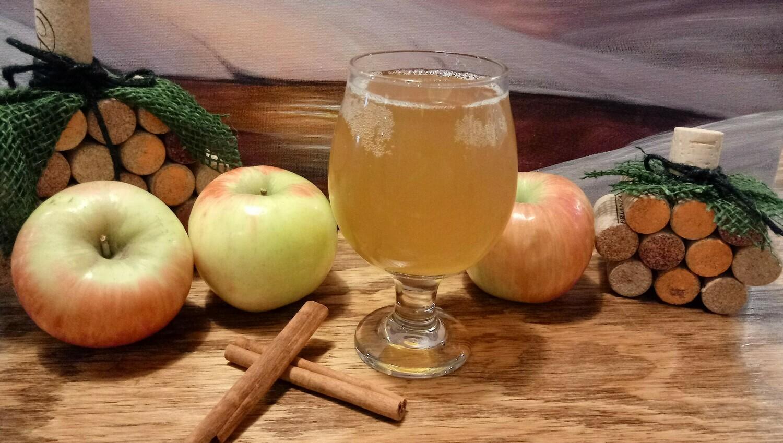 Spiced Apple Cider (32 oz)