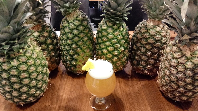 Pineapple Hefe (32oz)