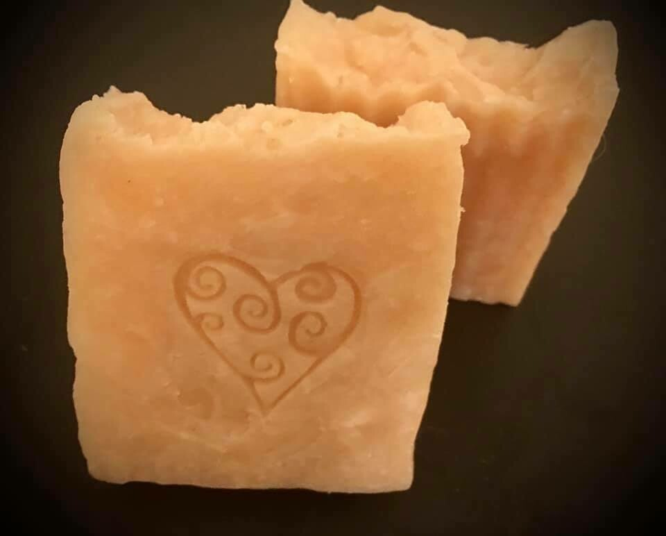 Simple Soap - Orange Blossom