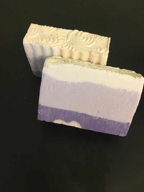 """""""Clouds of Calm"""" Lavender Goat Milk"""