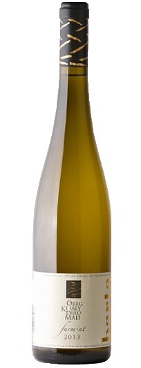 Old Kings Furmint 2013, Dry Tokaji, Barta Estate *ORGANIC*  75cl ABV:13.4%