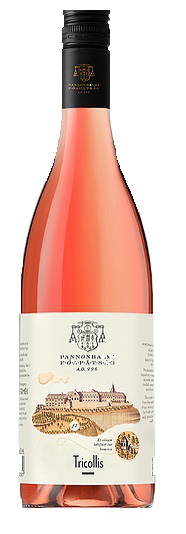 Abbey Tricollis Rose 2018, Arch Abbey Pannonhalma 75cl ABV:12.5%