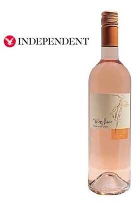Tuske Roze DECANTER 90 points Liz Gabay MW 'Mouth-watering'