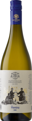 Hemina White 2018, Arch Abbey CREAMY Chardonnay blend 75cl ABV: 14%