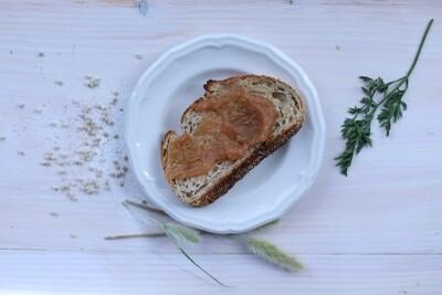Toast & Fruit Preserve