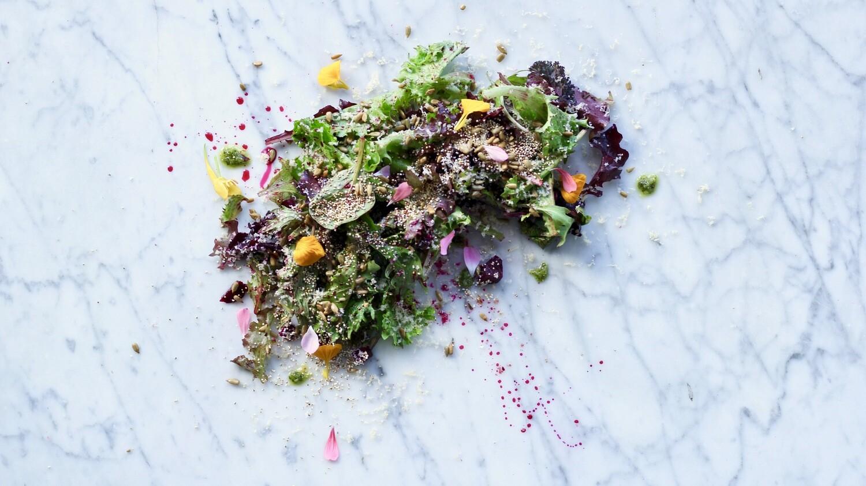 Seedy Salad