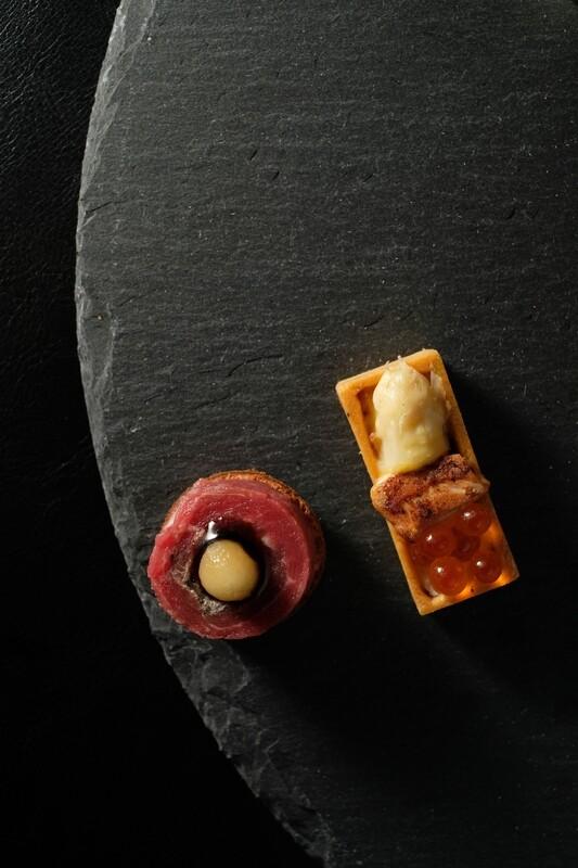Premium 5 Courses (Price per Person, Includes Chef and Butler)