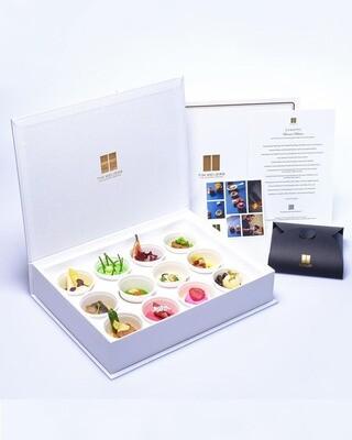 "The Artisan Canapé Box ""La Saison"" Summer Edition"