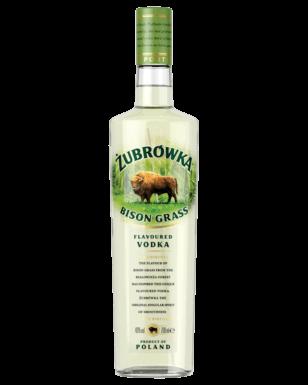 Zubrowka Bison Grass 40% (Poland)