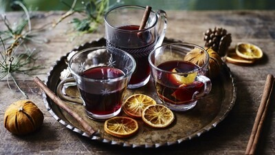 Spiked Mulled Wine