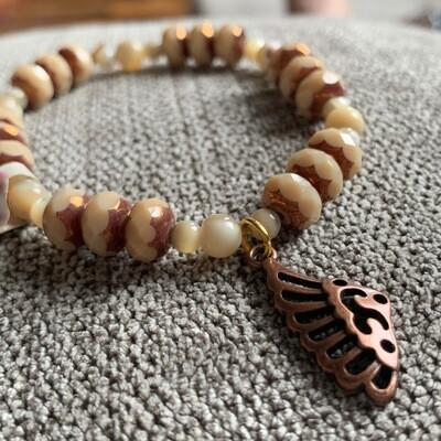 One of A Kind Talisman Charm Bracelet