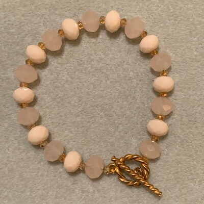 Touch of Clasp Bracelet