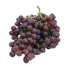 Grapes Red Seedless - 1 bag approx 1 KG