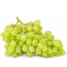 Grapes Green Seedless - 1 Bag approx 1 KG