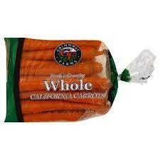 Carrot - 3 lb bag- LOCAL