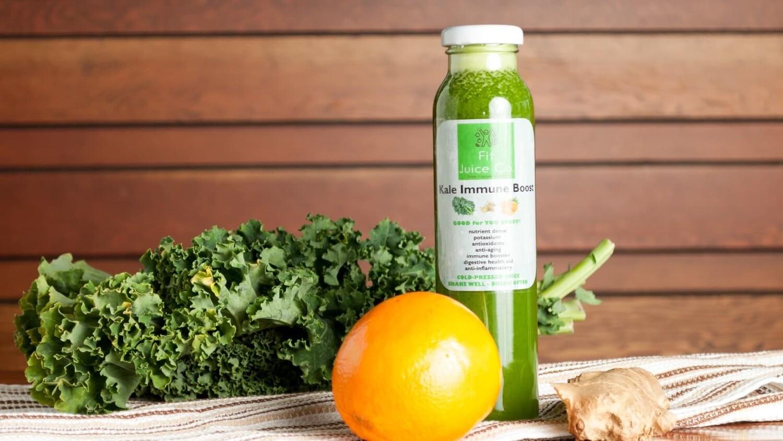 Kale Immune Boost