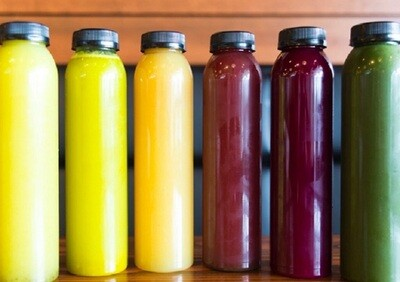 6 Pack of Juices