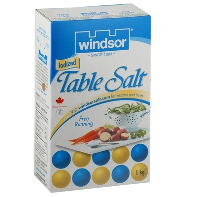 Table Salt - 1Kg