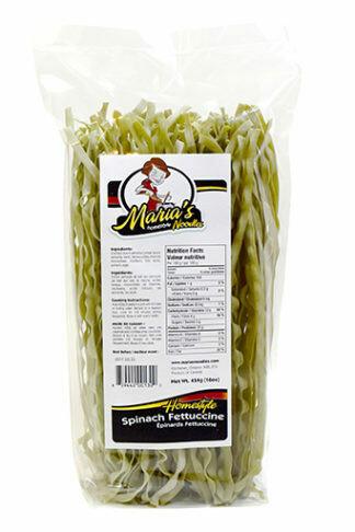 Pasta Spinach Fettucine LOCAL - 450g