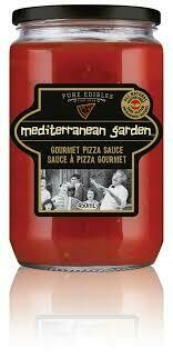 Gourmet Pizza Sauce Gluten Free - 375 ml LOCAL