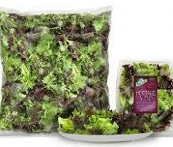 Heritage Blend Lettuce - 500g Package