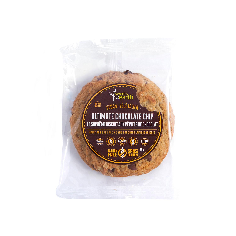 Ultimate Chocolate Chip Cookie - Vegan, Gluten Free, Nut Free LOCAL