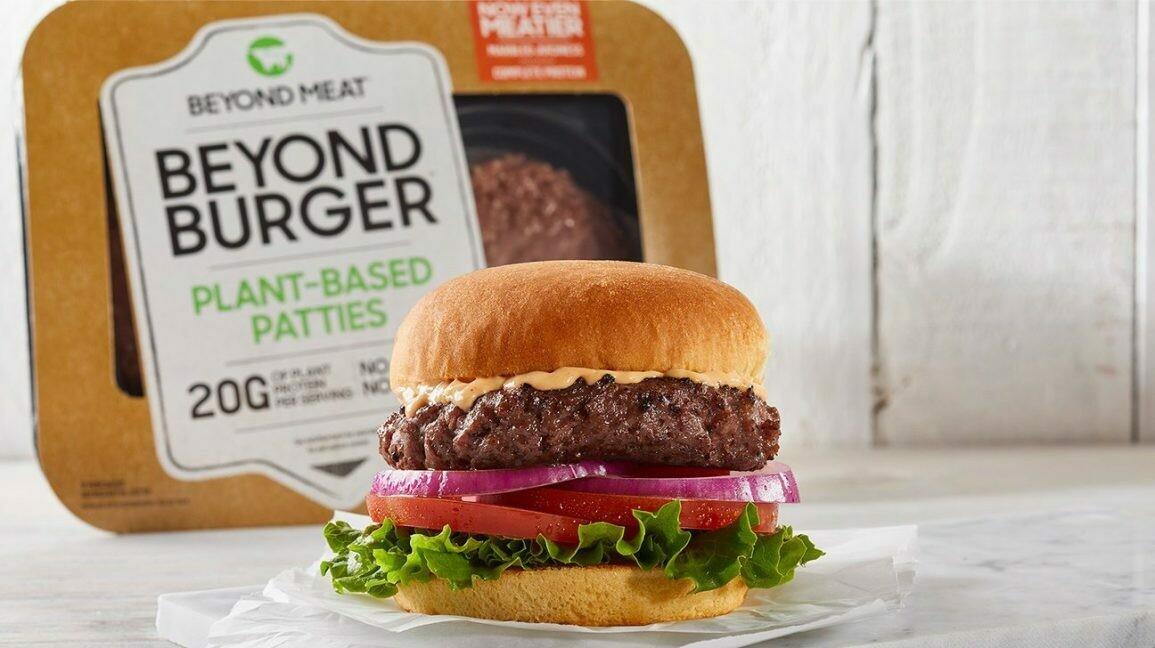 Beyond Meat - Beyond Burger - 2 x 113g