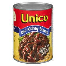Unico - Red Kidney Beans - 540ml
