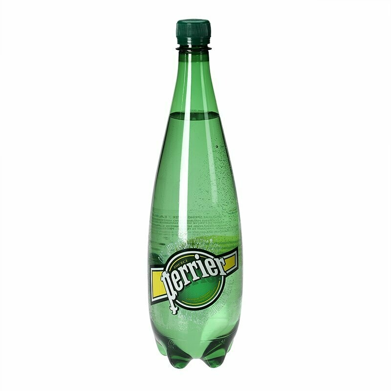 Perrier Sparkling Mineral Water - 1L