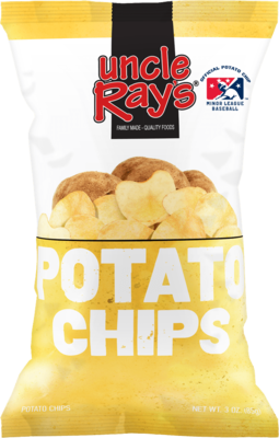 Uncle Rays Original Potato Chips - 130g