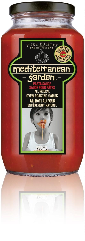 Pasta Sauce - Roasted Garlic Gluten Free - 730 ml LOCAL