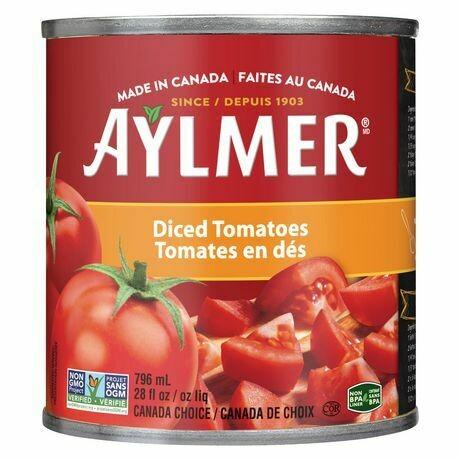 Aylmer Diced Tomatoes - 796ml
