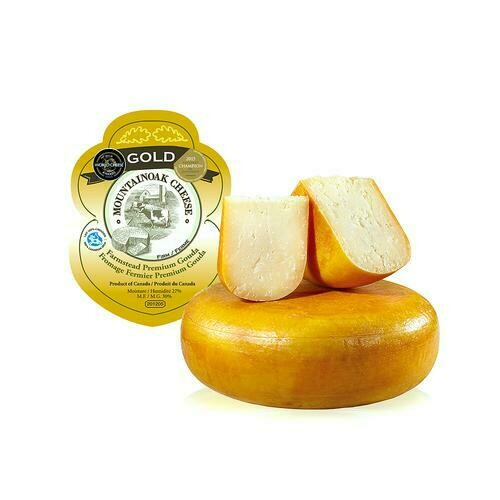 Mountainoak Gouda Cheese - Farmstead Gold - 225g LOCAL