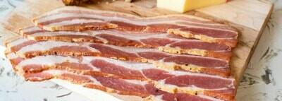 Stemmler's Side Bacon - 1lb LOCAL
