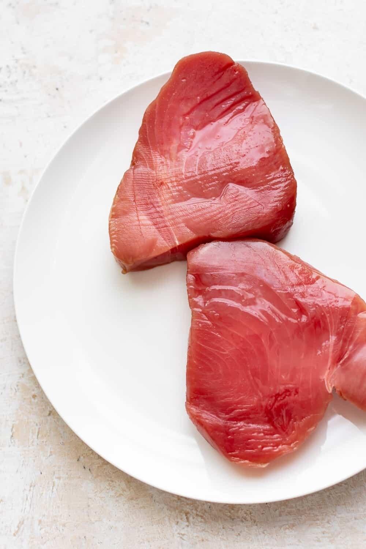 Ahi Tuna Steak - 6 oz