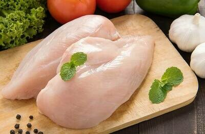 Stemmler's Chicken Breast Boneless Free Range - LOCAL - 1lb