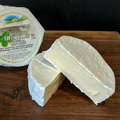Gunn's Hill Artisan Brie Cheese - LOCAL