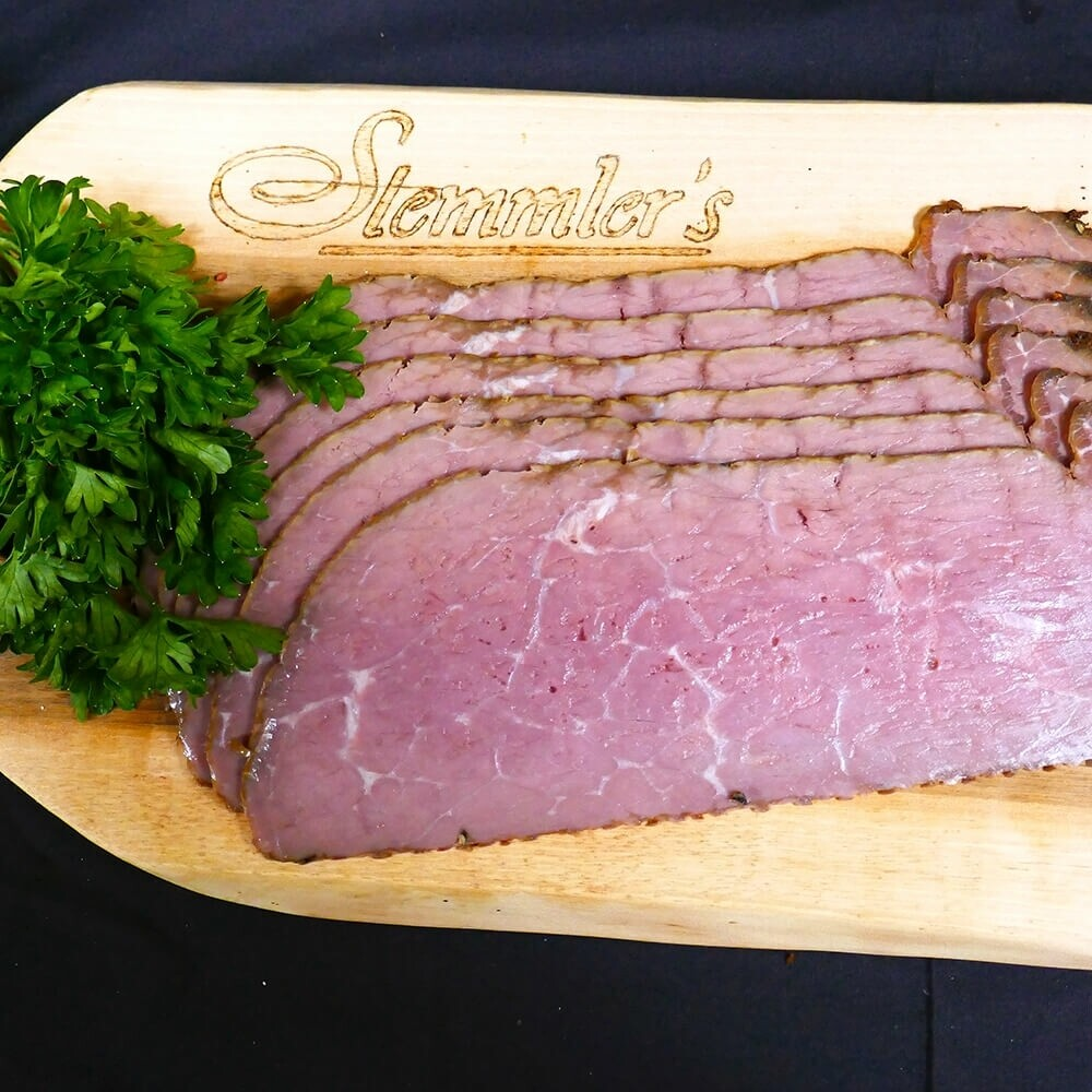 Stemmler's Roast Beef Sliced Gluten Free - LOCAL