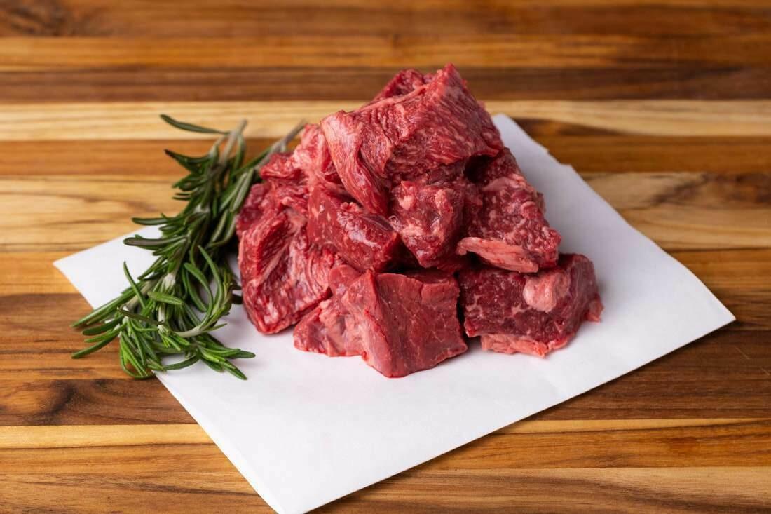 Stewing Beef - LOCAL Magnolia Meat Ayr Ontario 1lb