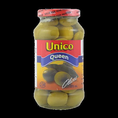 Unico Queen Olives - 375 ml