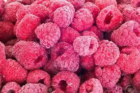 Frozen Raspberries 800g