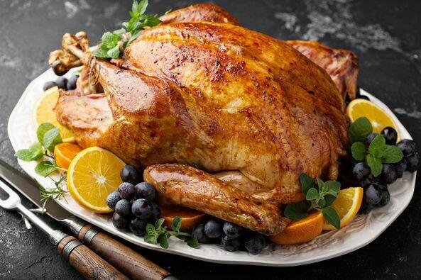 Locally Raised Fresh Turkey Grade A - Stemmler's LOCAL PREORDER