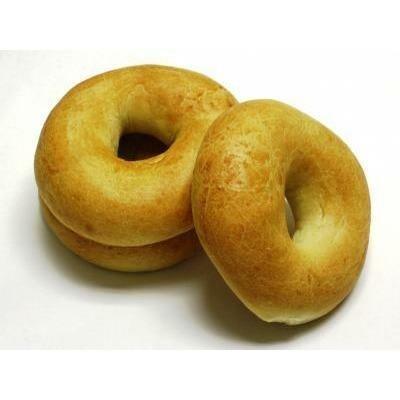 Rye Bagels 6 pack - Grainharvest Breadhouse LOCAL